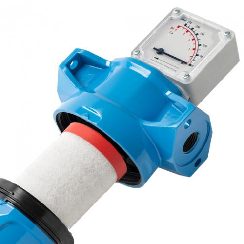Alpha Vacuum Pump Exhaust Filter and Element