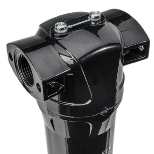 black water separator