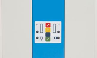 dryer led panel