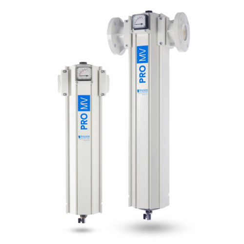 PRO MV Medical vacuum filters