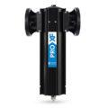 black compact water separator