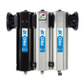 PRO XF Coalescing and water separator banked together