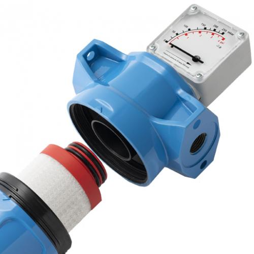 Vacuum Pump Protection Filters and Elements