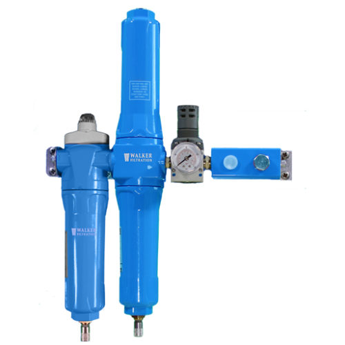 Breathable compressed air system