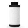 black compressed air filter element